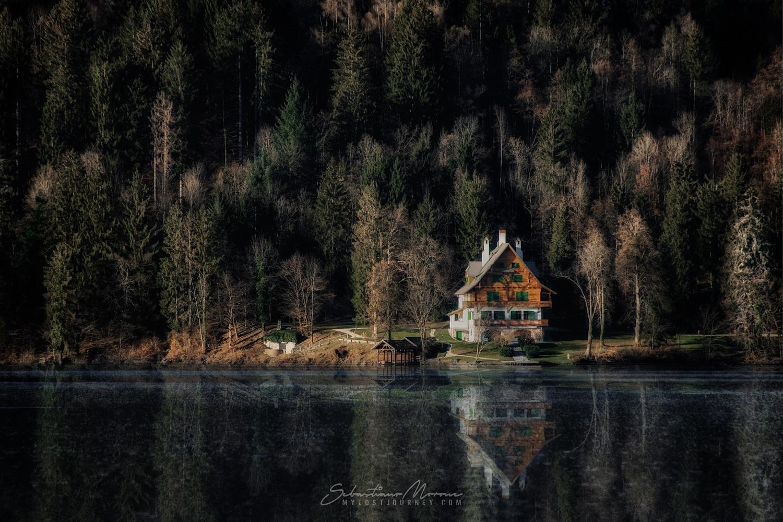 Splendida vista di Vila Zlatorov / Villa Goldenhorn