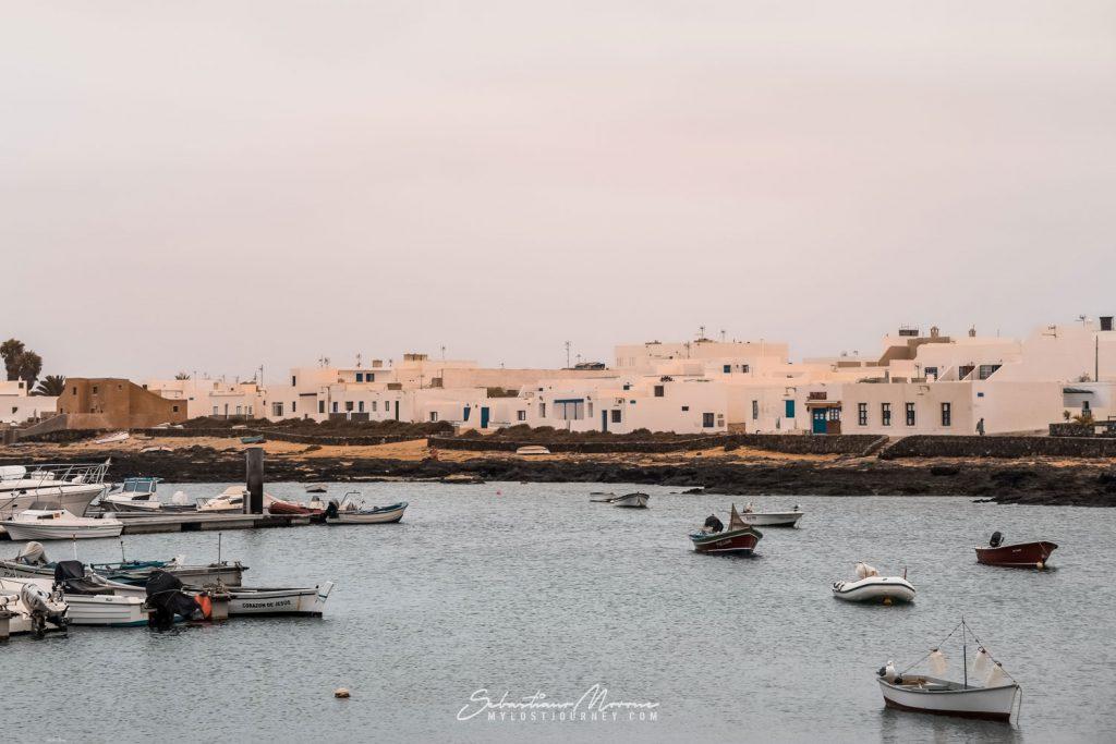 La Graciosa, la più bella delle isole Canarie