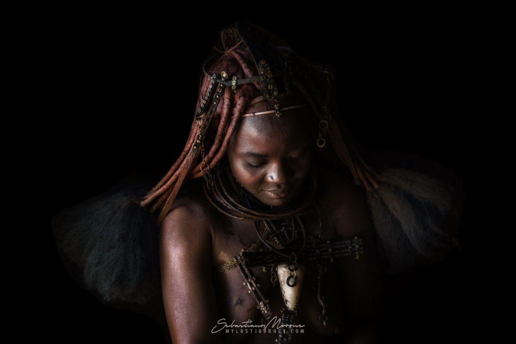 Donne Himba, i volti della bellezza