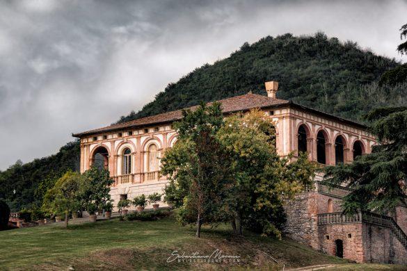villa dei vescovi, Torreglia