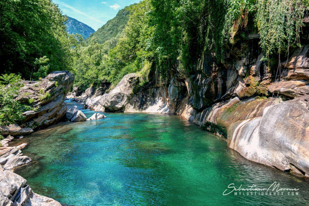 Val Verzasca, la valle del fiume smeraldo